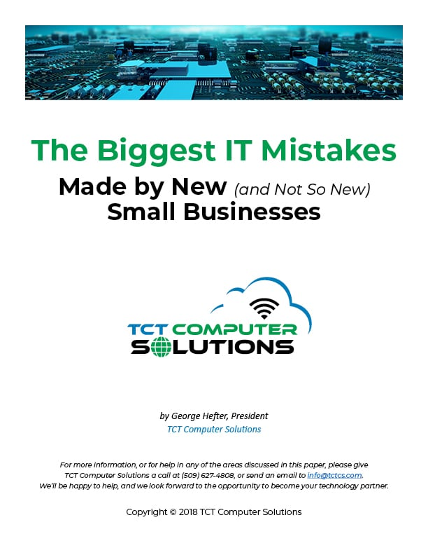Is Your Business Making Any of These Massive IT Mistakes?